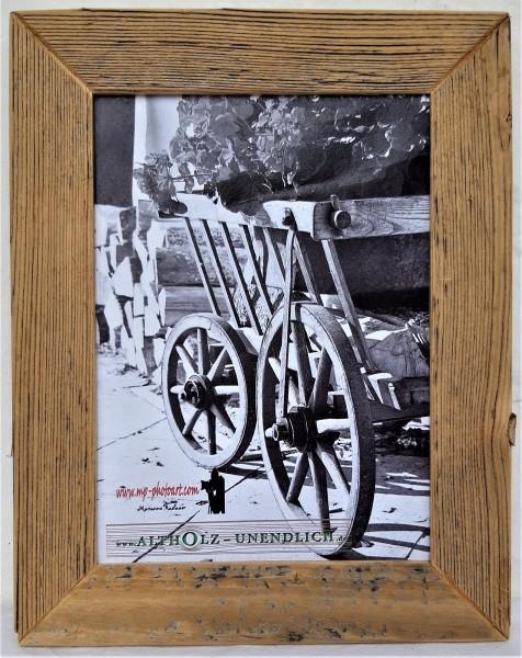 Einzelrahmen 13 x 18 cm mit 3er Rahmen