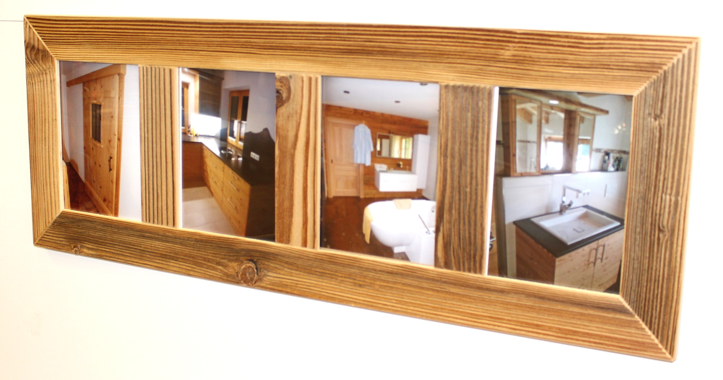 altholz bilderrahmen 4er bilderrahmen holz startseite individuelle holz bilderrahmen von. Black Bedroom Furniture Sets. Home Design Ideas