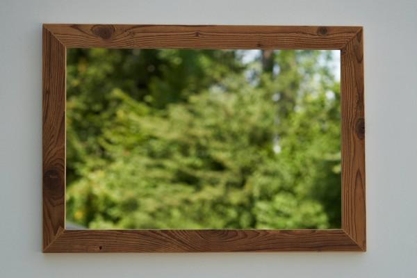 Altholz-Spiegel 40 x 60 cm
